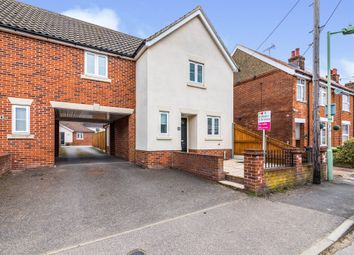 Thumbnail Link-detached house for sale in Pleasant Place, Beccles