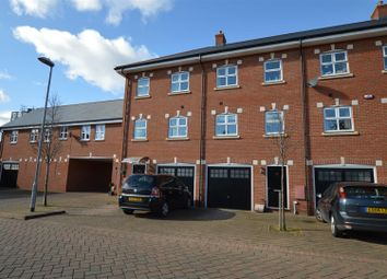 Thumbnail 3 bed town house for sale in Peache Road, New Town, Colchester