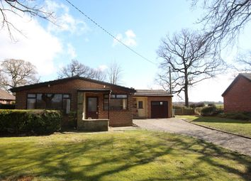 Thumbnail 3 bed bungalow for sale in Hermitage Lane, Cranage, Crewe
