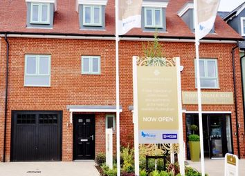 Thumbnail 3 bed town house to rent in Sandpit Hill, Main Street, Tingewick, Buckingham