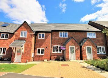 Thumbnail 2 bed terraced house for sale in Foundry Close, Durham