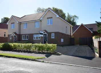 Thumbnail 3 bed semi-detached house for sale in Poyle Road, Tongham, Farnham