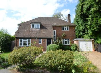 Thumbnail 4 bed detached house for sale in The Ridings, Amersham