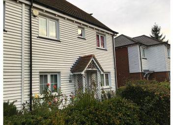 Thumbnail 5 bed end terrace house for sale in Lenham Road, Ashford