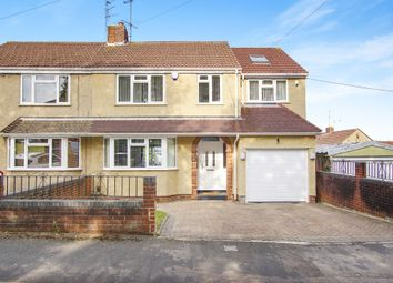 Thumbnail 4 bed terraced house for sale in Woodstock Road, Kingswood, Bristol
