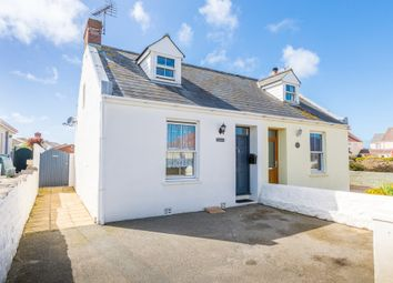 Thumbnail 2 bed semi-detached house for sale in Route Militaire, St. Sampson, Guernsey