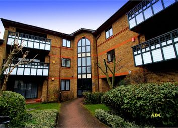 Thumbnail 2 bed flat for sale in The Cloisters, High Street, Bushey, Hertfordshire