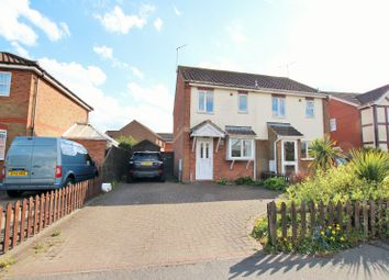 Thumbnail 2 bed semi-detached house to rent in Turner Road, Colchester, Essex