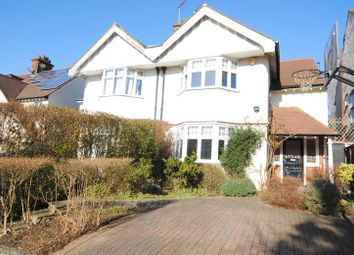 Thumbnail 4 bed semi-detached house to rent in Corringham Road, Golders Green