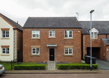 Thumbnail 4 bedroom detached house for sale in Grayson Mews, Chilwell, Beeston, Nottingham