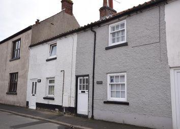 Thumbnail 1 bed terraced house for sale in Allison Lane, Flamborough, Bridlington