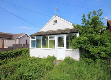 Thumbnail 2 bed detached bungalow for sale in Meadow Way, Jaywick Sands, Clacton On On Sea