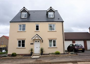 Thumbnail 5 bed detached house for sale in The Mead, Keynsham