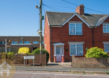 Thumbnail 2 bed semi-detached house for sale in Springfield Crescent, Royal Wootton Bassett, Swindon