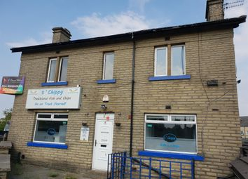 Thumbnail Leisure/hospitality for sale in Fish & Chips BD6, Odsal, West Yorkshire