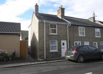 Thumbnail 2 bed end terrace house to rent in St. Peters Road, March