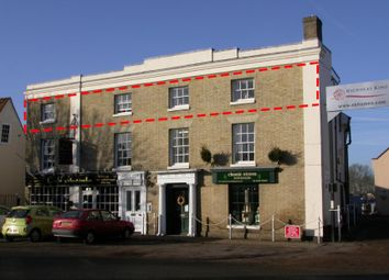 Thumbnail 2 bed flat for sale in Apartment 3, Foundry House, Hall Street, Long Melford, Suffolk