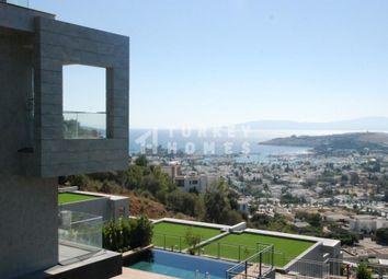Thumbnail 4 bedroom villa for sale in Bodrum, Mugla, Turkey