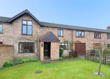 Thumbnail 3 bed cottage for sale in Dunroyal Close, Helperby, York