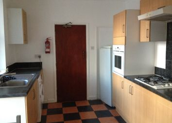 Thumbnail 4 bedroom property to rent in Gwyn Street, Treforest, Pontypridd