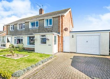 Thumbnail 3 bed semi-detached house for sale in Halesworth, Suffolk, .