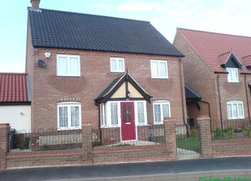Thumbnail 4 bed detached house to rent in Waters Lane, Hemsby, Great Yarmouth