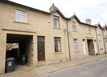 Thumbnail 2 bed terraced house for sale in George Street, Hipperholme, Halifax