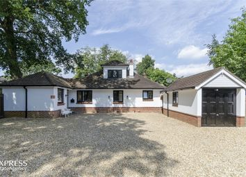 Thumbnail 5 bed detached house for sale in West End Road, West End, Southampton, Hampshire