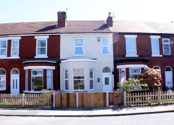 Thumbnail 3 bedroom terraced house for sale in Crosby Road, Salford