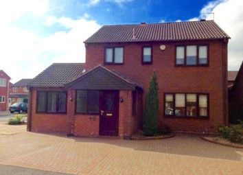 Thumbnail 5 bed detached house for sale in Merrybower Close, Derby