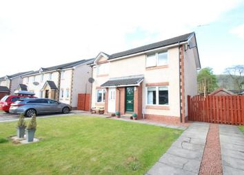 Thumbnail 2 bed semi-detached house for sale in Calico Way, Lennoxtown, Glasgow, East Dunbartonshire