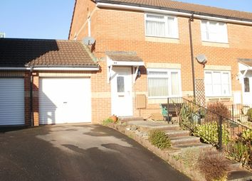 Thumbnail 2 bed end terrace house for sale in Lutyens Drive, Paignton
