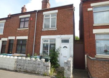 Thumbnail 2 bed end terrace house for sale in Longford Road, Longford, Coventry, West Midlands