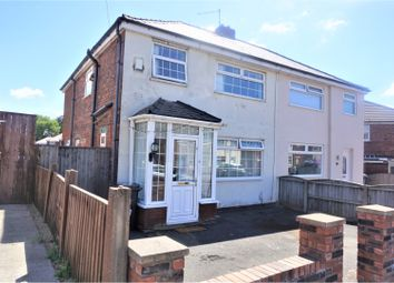 Thumbnail 3 bed semi-detached house for sale in Ash Grove, Prescot