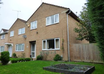 Thumbnail 3 bed detached house to rent in Bradenham Road, Grange Park, Swindon