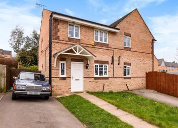 Thumbnail 3 bed semi-detached house for sale in Abinger Close, Bradford