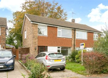 Thumbnail 3 bed semi-detached house for sale in Birchway, Penn, Buckinghamshire