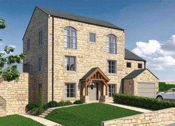 Thumbnail 5 bed detached house for sale in Cowpe Road, Cowpe, Rossendale