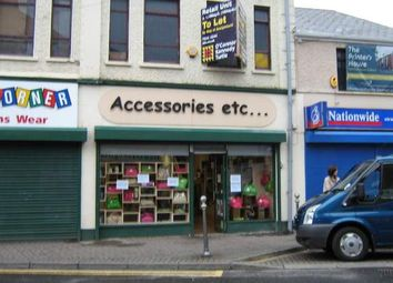 Thumbnail Retail premises to let in Castle Street, Strabane, County Tyrone