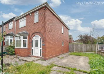 Thumbnail 3 bed town house for sale in Ruxley Road, Bucknall, Stoke-On-Trent