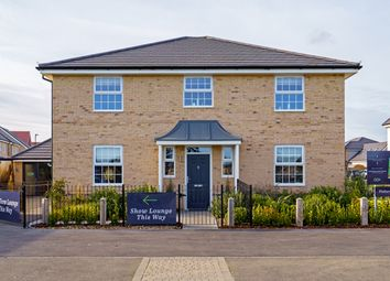 Thumbnail 5 bed detached house for sale in Fusiliers Green, Heckfords Road, Great Bentley