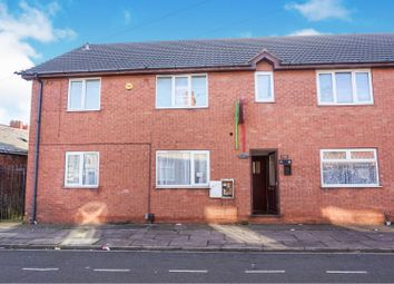 Thumbnail 2 bed flat for sale in Stortford Street, Grimsby