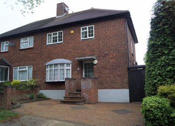 Thumbnail 3 bed semi-detached house for sale in Shelford Road, Barnet