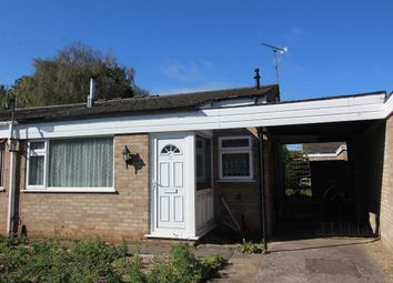 Thumbnail 2 bed bungalow for sale in Christchurch Road, Hucknall, Nottingham