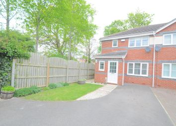 Thumbnail 3 bed end terrace house for sale in Pinderfield Close, Hull