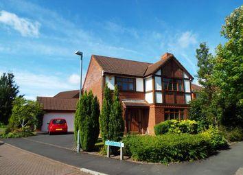 Thumbnail 4 bed detached house for sale in Neath Close, Walton-Le-Dale, Preston, Lancashire