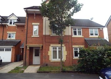 Thumbnail 5 bedroom terraced house for sale in Cinnamon Close, Manchester, Greater Manchester
