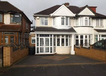 Thumbnail 3 bed semi-detached house for sale in Harts Road, Birmingham, West Midlands