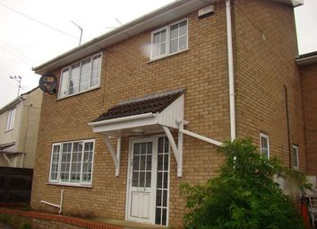 Thumbnail 1 bedroom flat to rent in Lerowe Road, Wisbech