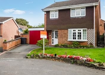 Thumbnail 4 bed detached house for sale in Minster Road, Oakwood, Derby